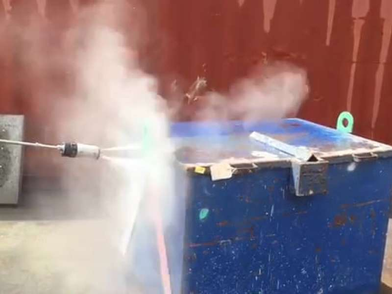 Video demonstration of Coatings Removal